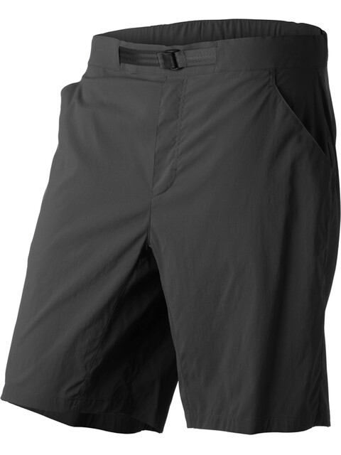 Houdini M's Crux Shorts rock black